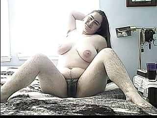 Young Son Around Uncluttered Hairy Body Added To Pussy